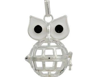 1 OWL 39 mm harmony Ball pendant