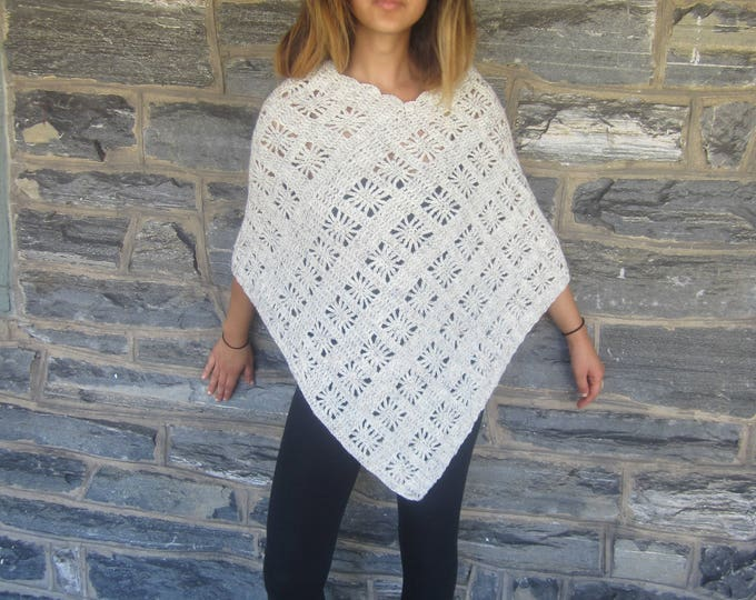 CROCHET PONCHO, crochet womens poncho,  PONCHO, festival clothing, gypsy,  boho poncho, festival clothing, boho hippie, gypsy clothing