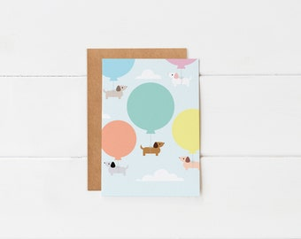 Soaring - Darby + Dot™ Greeting Card