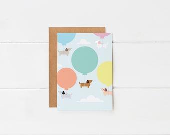Planeur - Darby + carte de voeux Dot™