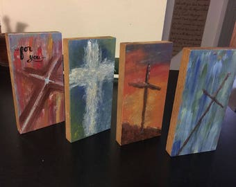 Cross Painting, to order