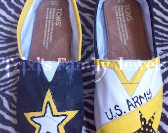 US Army Toms