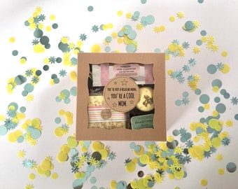 Mother's Day Gift Box: You're not a regular mom, you're a cool mom