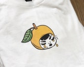Orange Juice tshirt- FREE SHIPPING