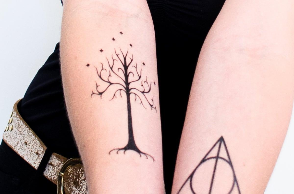 incroyable tatouage femme