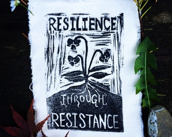 Resilience Through Resistance