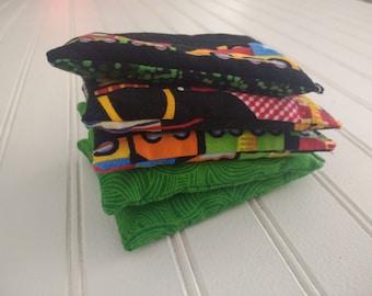 Set of 5 Bean Bags