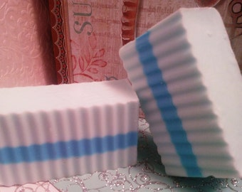 Shea Butter, Sesame Oil and Patchouli Handmade Soap