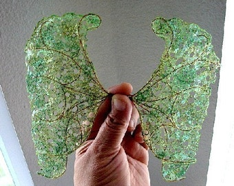 Fairy Wings-Iridescent-OOAK ( Taking Orders for Similar Style of these Wings)