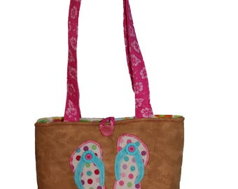 Digital Download Summer Fun Purse Pattern / Instant Purse Pattern