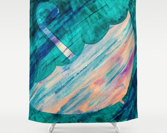 Artistic Shower Curtain- Options in listings