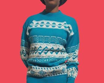 Vintage Diane Von Furstenberg Sweater/Designer Vintage