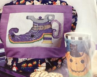 Halloween - Witch's Brew Tea Cozy - cross stitch pattern only