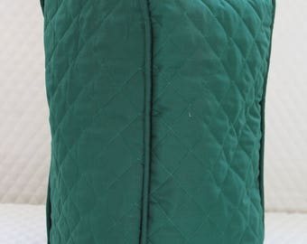 Hunter Quilted Coffee Maker Cover