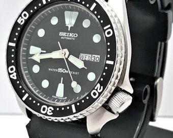 Seiko Vintage 1987 150mm Diver Fantastic condition