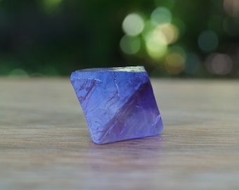 Natural Fluorite Octahedron || 25gm || 30mm x 30mm x 35mm ||