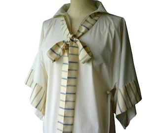 Shirt tie striped Juliette