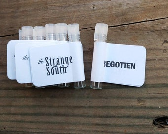 Spring 2018 Perfume Sample Pack | 1ml Glass Vials | Short stories in tiny bottles