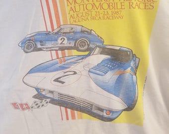Monterey Auto Races size L