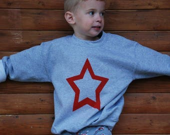 Star Sweater for kids