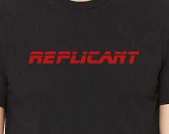 Replicant Blade Runner shirt