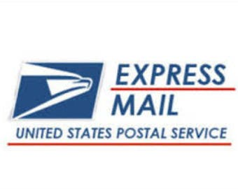 ADD Express USPS Shipping to My Order
