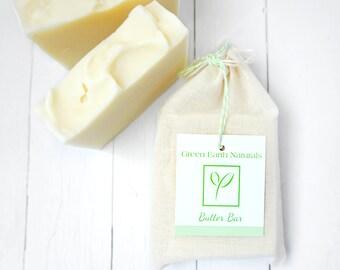 Organic soap - Shea and Cocoa Butter Soap  - Handmade Soap - Vegan Soap - Natural Soap - Cold Process Soap -  Shea Butter - Cocoa Butter