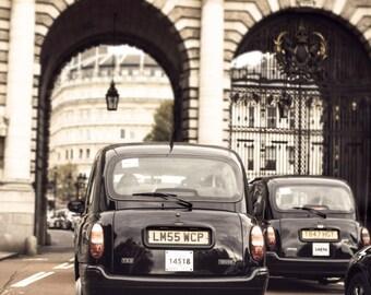 London, Fine Art photography, Travel, Black, Cream, Ivory, Mocha, Home Decor, 5x5 and larger Print