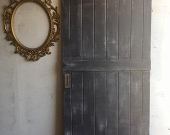 Custom Farmhouse Plank Barn Door