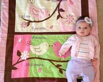 Birth Announcement Quilts