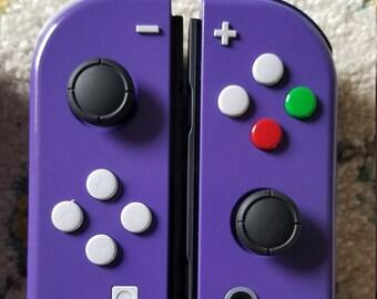 SwitchCubes: GameCube Inspired Joycons