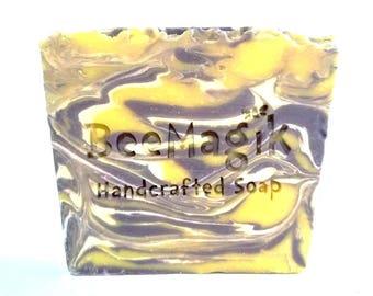 Lavender& Lemon Blossom Soap with ylang ylang