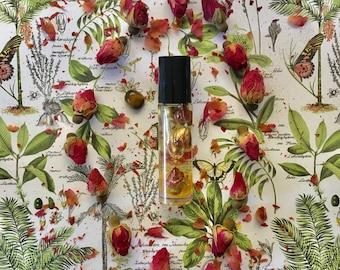 Rose Botanical Body Potion
