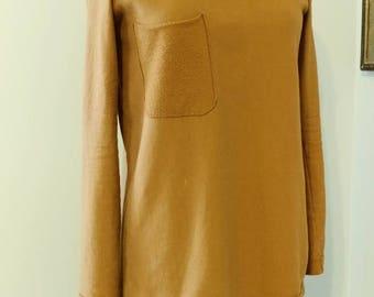 Bamboo Fleece Pullover