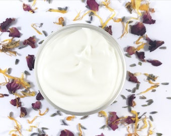 Floral Body Butter | Whipped Shea Butter | Anniversary Gift | Jasmine Lotion | Rose Body Butter | Whipped Mango Butter | Birthday Gift