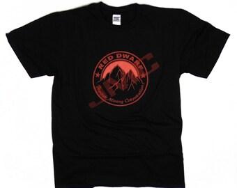 S - 5XL > RED DWARF inspired T-shirt