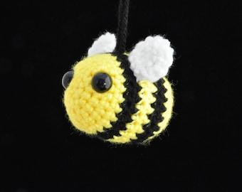 Amigurumi Bee