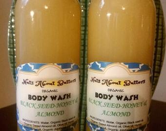 Blackseed-Honey & Almond Body wash