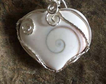 Eye of shiva heart