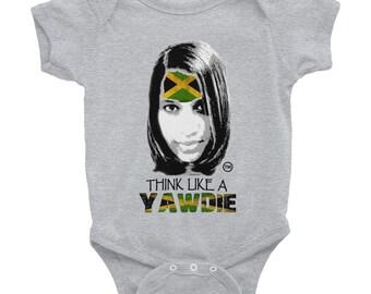 Think Like A Yawdie - Infant Bodysuit