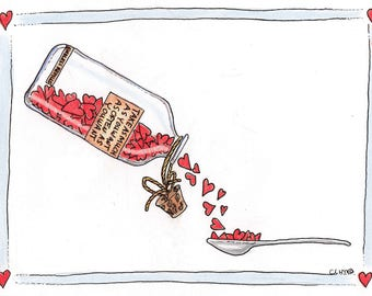 Love Medicine-Original Artwork Print