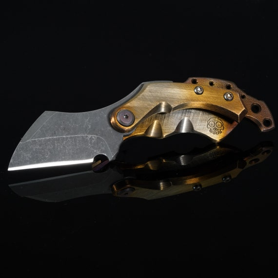Landscape Friction Folder 'Cognac'
