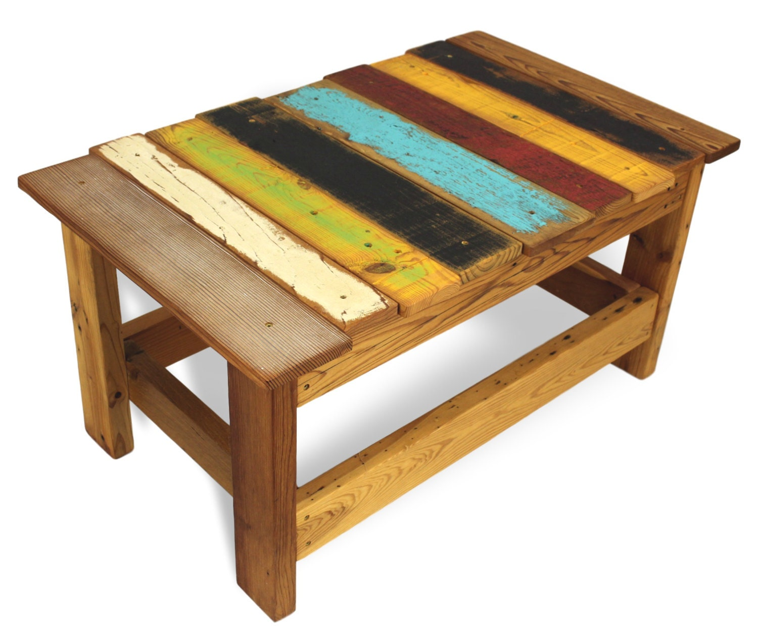 Make A Reclaimed Wood Coffee Table: Reclaimed Wood Coffee Table Rustic Coffee Table Reclaimed Wood