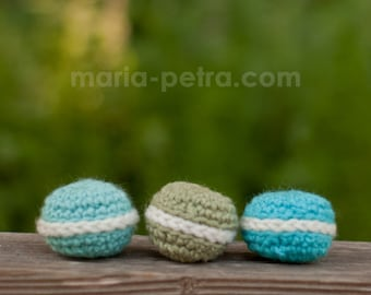 Mew Mew Macarons > Cat Toy > Crochet > Gifts for Purr