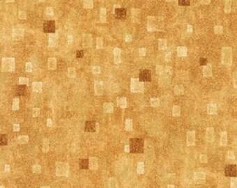 Gustav Klimt Tan Geo w/Metallic - Digital