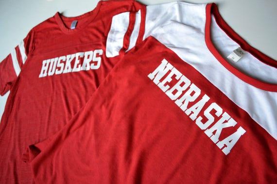 USD Unisex Shirt, Men's USD, Football, Coyotes, Nebraska, Cornhuskers, Huskers, South Dakota, College, USD Shirt, Coyotes, Vintage Jersey