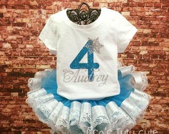 Onederland tutu, Onderland birthday, Winter Onederland outfit, Winter Onederland birthday, frozen birthday outfit, Frozen outfit