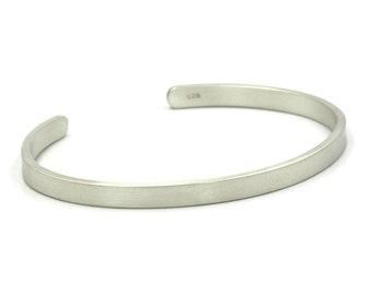 Men's Sterling Silver Bracelet, Women's Sterling Silver Bracelet