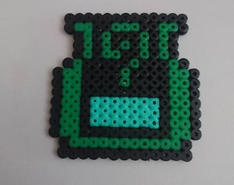 Monster hunter potion icon magnet