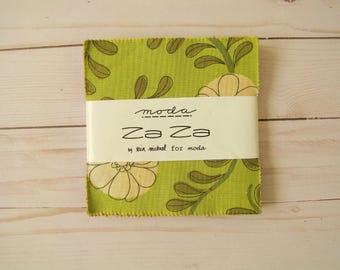 Za Za Charm Pack by Erin Michael for Moda